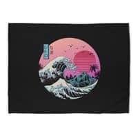 The Great Retro Wave - rug-landscape - small view