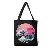 The Great Retro Wave - tote-bag - small view