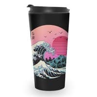 The Great Retro Wave - travel-mug - small view