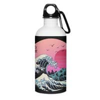 The Great Retro Wave - water-bottle - small view