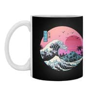 The Great Retro Wave - white-mug - small view