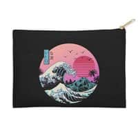 The Great Retro Wave - zip-pouch - small view