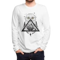 Owls and Wizardry - mens-long-sleeve-tee - small view