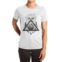 Owls and Wizardry - womens-extra-soft-tee - small view