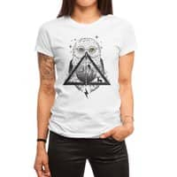 Owls and Wizardry - womens-regular-tee - small view