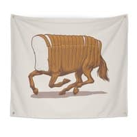 Pure Bread - indoor-wall-tapestry - small view