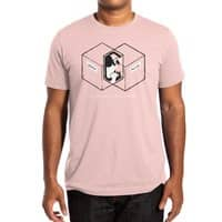 Schrodinger's Venn Diagram - mens-extra-soft-tee - small view