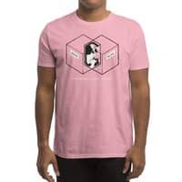 Schrödinger's Venn Diagram - mens-regular-tee - small view