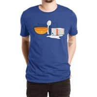 There's No Crying In Breakfast - mens-extra-soft-tee - small view