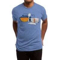There's No Crying In Breakfast - mens-triblend-tee - small view