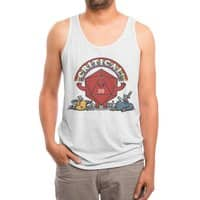 As long as we have our Imagination! - mens-triblend-tank - small view