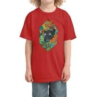Ethereal Ambiance - kids-tee - small view
