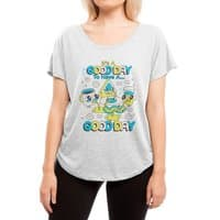 Good Day - womens-dolman - small view