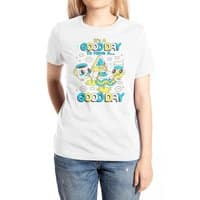 Good Day - womens-extra-soft-tee - small view