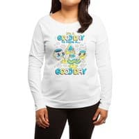 Good Day - womens-long-sleeve-terry-scoop - small view