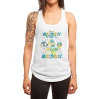 Good Day - womens-racerback-tank - small view
