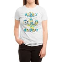 Good Day - womens-triblend-tee - small view