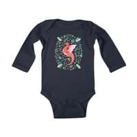 Tropical Dragon - baby-long-sleeve-bodysuit - small view