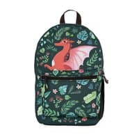 Tropical Dragon - backpack - small view