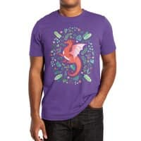 Tropical Dragon - mens-extra-soft-tee - small view
