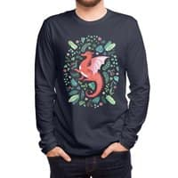 Tropical Dragon - mens-long-sleeve-tee - small view