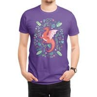 Tropical Dragon - mens-regular-tee - small view