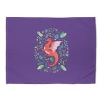 Tropical Dragon - rug-landscape - small view