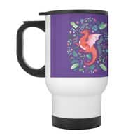 Tropical Dragon - travel-mug-with-handle - small view