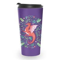 Tropical Dragon - travel-mug - small view