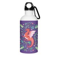 Tropical Dragon - water-bottle - small view