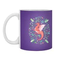 Tropical Dragon - white-mug - small view