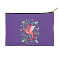 Tropical Dragon - zip-pouch - small view