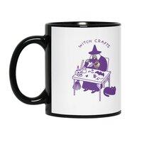 Witch Crafts - black-mug - small view