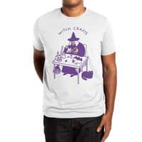 Witch Crafts - mens-extra-soft-tee - small view