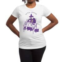 Witch Crafts - womens-regular-tee - small view