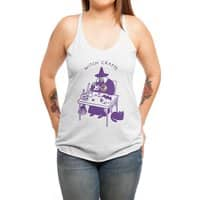 Witch Crafts - womens-triblend-racerback-tank - small view