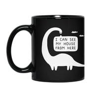 I Can See My House From Here - black-mug - small view
