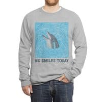 No Smiles Today - crew-sweatshirt - small view