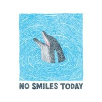No Smiles Today - small view