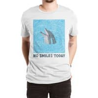 No Smiles Today - mens-extra-soft-tee - small view