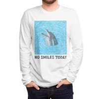 No Smiles Today - mens-long-sleeve-tee - small view