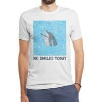 No Smiles Today - mens-triblend-tee - small view