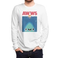 AWWS - mens-long-sleeve-tee - small view