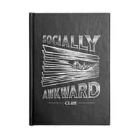 Socially Awkward Club - notebook - small view