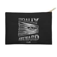 Socially Awkward Club - zip-pouch - small view