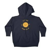 Let Me Warm You Up - baby-zip-up-hoody - small view