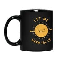 Let Me Warm You Up - black-mug - small view