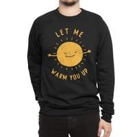 Let Me Warm You Up - crew-sweatshirt - small view