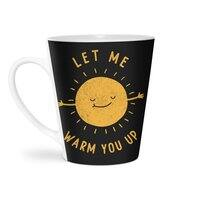 Let Me Warm You Up - latte-mug - small view