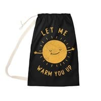 Let Me Warm You Up - laundry-bag - small view